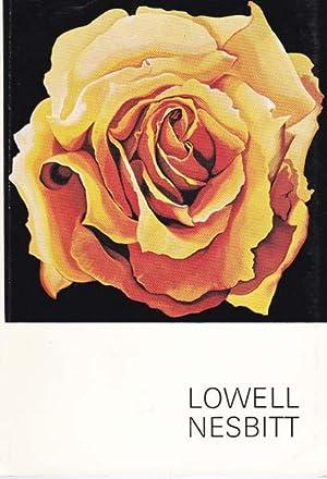 Lowell Nesbitt.: Nesbitt. Lowell: