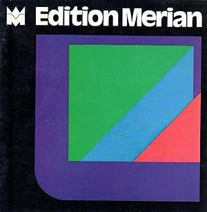Edition Merian Katalog 1. Uecker, Mack, Pfahler,