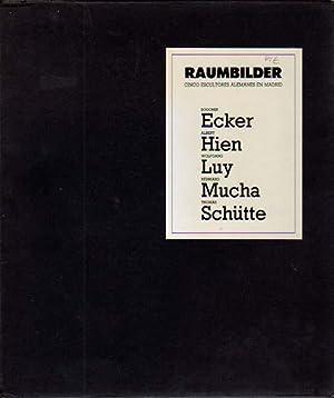 Raumbilder. Cinco escultores alemanes en Madrid. Bogomir