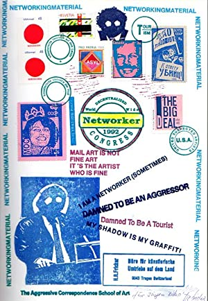 I Am A Networker (Sometimes). Mail-Art and Tourism im Network der 80er Jahre.: Fricker, H. R. (d.i....