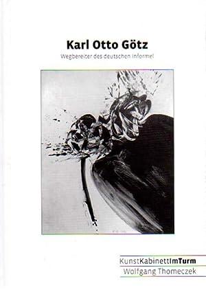 Karl Otto Götz - Wegbereiter des deutschen: Götz, Karl Otto: