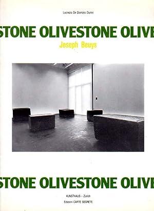 Olivestone. Joseph Beuys.: Beuys, Joseph -
