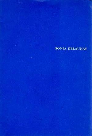 Sonia Delaunay. Gimpel & Hanover Galerie, Zürich,: Delaunay, Sonia: