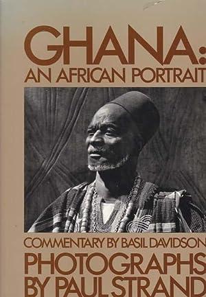 Ghana. An African Portrait.: Strand, Paul: