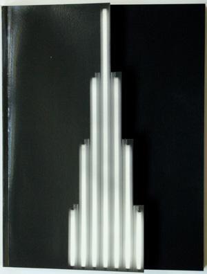 """monuments"""" for V. Tatlin. From Dan Flavin,: Flavin, Dan:"""