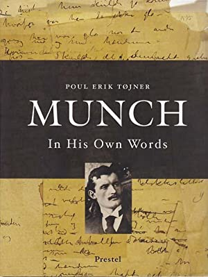 Munch in his own words.: Munch, Edvard -