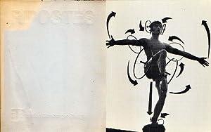 Ripostes. With a serigraph by William Katz.: Katz, William -