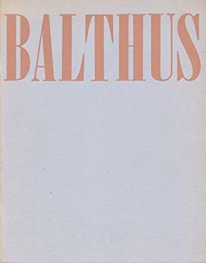 Balthus klossowski de rola balthasar abebooks for Balthus la chambre turque