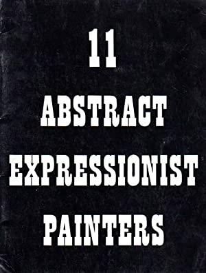 11 Abstract Expressionist Painters. de Kooning -