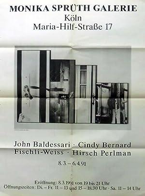 John Baldessari - Cindy Bernard - Fischli-Weiss