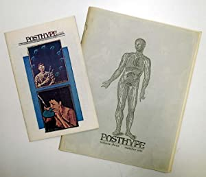 Posthype. Volume Three. Number One. International Mail Art. A Partial Anatomy. 1 ) Prof. Kum Nam ...