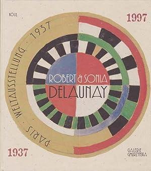 Weltausstellung Paris 1937.: Delaunay, Sonia &