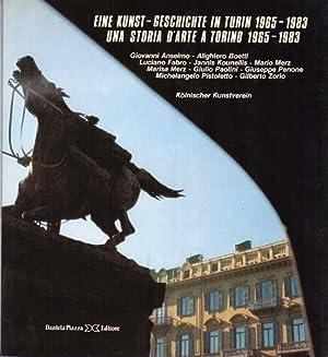 Eine Kunst-Geschichte in Turin 1965 - 1983.: Herogenrath, Wulf (Herausgeber):