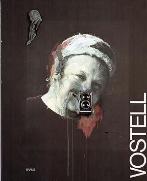 Vostell. Herausgegeben von Rolf Wedewer. Mit Texten: Vostell, Wolf -