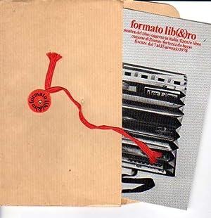 Formato lib(&)ro. Mostra del libro / oggetto: Nannucci, Maurizio):