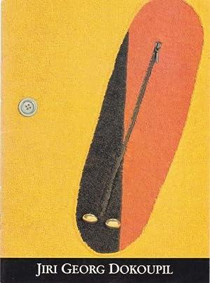 Jiri Georg Dokoupil. Herausgeber Ernst A. Busche: Dokoupil, Jiri Georg: