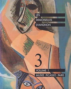 Les Demoiselles D'Avignon.: Picasso, Pablo -