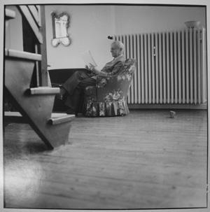 Bruno Goller. Atelier Düsseldorf, 1978.: Kiffl, Erika: