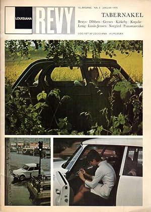 Louisiana Revy 10. Ärgang, Nr. 3, Januar 1970. Beuys - Dibbets - Gernes - Kirkeby - Koepcke - ...