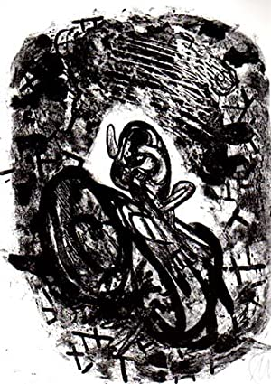 Bilder 1985-1988. 2. Oktober - 20. November 1988.Kunsthalle zu Kiel.: Lüpertz, Markus: