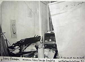 Museum Haus Lange, Krefeld. [Plakat] 7.9. - 12.10.1969.: Flanagan, Barry: