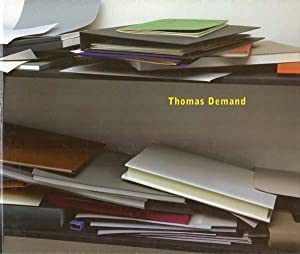 Thomas Demand. Le Channel, Galerie de l ancienne poste, Calais, 7 decembre 1996 - 12 fevrier 1997...