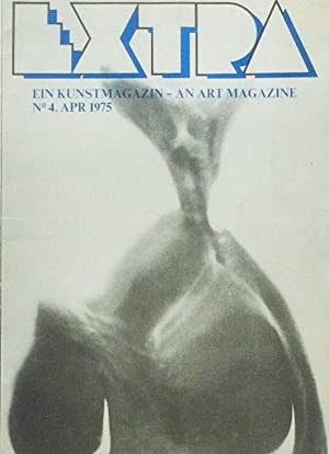 EXTRA. Ein Kunstmagazin - An Art Magazin. Nr. 4. April 1975