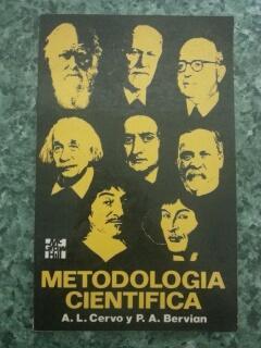 METODOLOGIA CIENTIFICA: Amado Luz Cervo y Pedro Alcino Bervian