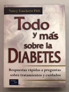 TODO Y MAS SOBRE LA DIABETES - Nancy Touchette