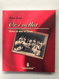 OR I VELLUT - RETRATS DE DONES DE GANDIA - Isabel Canet