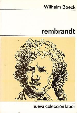 REMBRANDT: Wilhelm Boeck