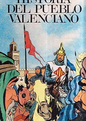 HISTORIA DEL PUEBLO VALENCIANO: VV.AA.