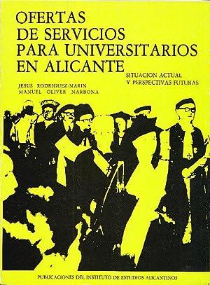 SITUACION ACTUAL Y PERSPECTIVAS FUTURAS DE LAS: Jesus Rodriguez Marin
