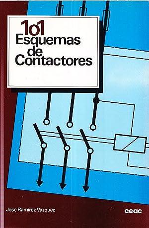 101 ESQUEMAS DE CONTACTORES: Jose Ramirez Vazquez