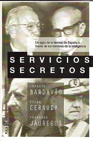 SERVICIOS SECRETOS: Joaquin Bardavio - Pilar Cernuda - Fernando Jauregui
