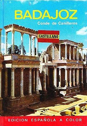 BADAJOZ: Conde de Canilleros