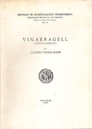 VINARRAGELL (BURRIANA - CASTELLON): Norberto Mesado Oliver