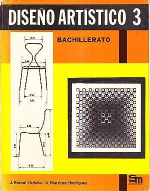 DISEÑO ARTISTICO - 3º BACHILLERATO: Arturo Martinez -