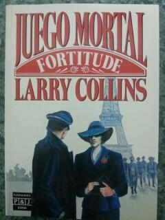 JUEGO MORTAL - FORTITUDE: Larry Collins