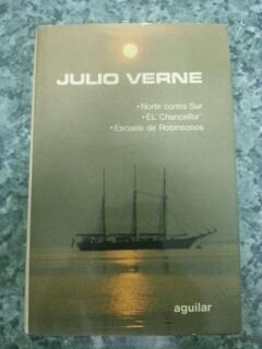NOVELAS ESCOGIDAS - TOMO VIII: Julio Verne