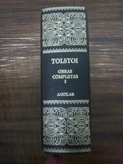 OBRAS COMPLETAS - TOMO I: Leon Nikolaievich Tolstoi
