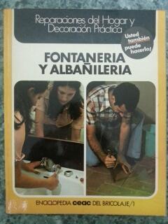 FONTANERIA Y ALBAÑILERIA: Santiago Pey Estrany