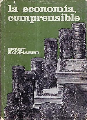 LA ECONOMIA COMPRENSIBLE: Ernst Samhaber