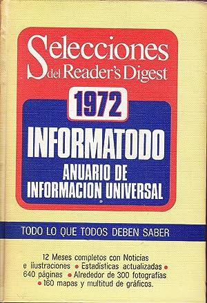 INFORMATODO 1972 - ANUARIO DE INFORMACION UNIVERSAL
