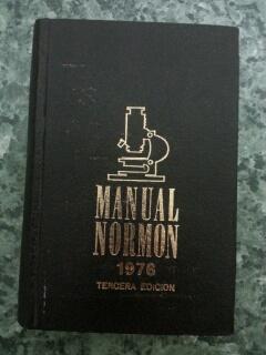 MANUAL NORMON 1976: J. Martin Niclos