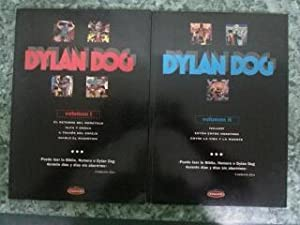 DYLAN DOG - VOLUMEN 1 Y 2