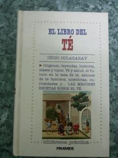 EL LIBRO DEL TE: Iñigo Dolagaray