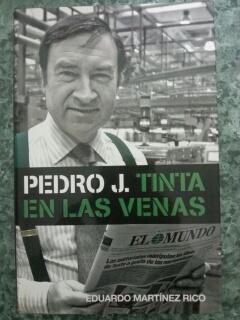 PEDRO J. TINTA EN LAS VENAS: Eduardo Martinez Rico