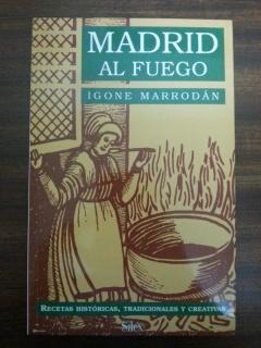 MADRID AL FUEGO: Igone Marrodan