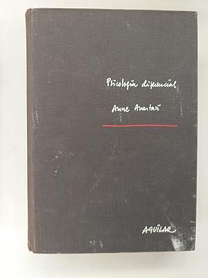 PSICOLOGIA DIFERENCIAL: Anne Anastasi